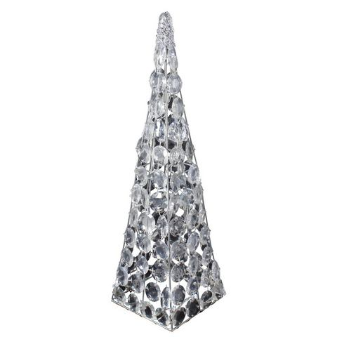 NÄVE Acryl-piramide met LED-verlichting
