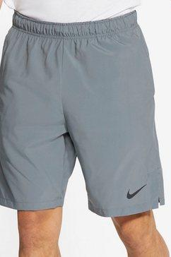 nike trainingsshort »woven training shorts« grijs