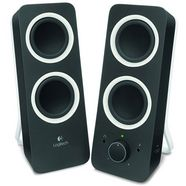 logitech speaker z200 midnight black zwart