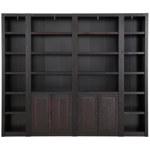 Kasten  vitrinekasten HOME AFFAIRE Open kast Billie breedte 255 cm 647503
