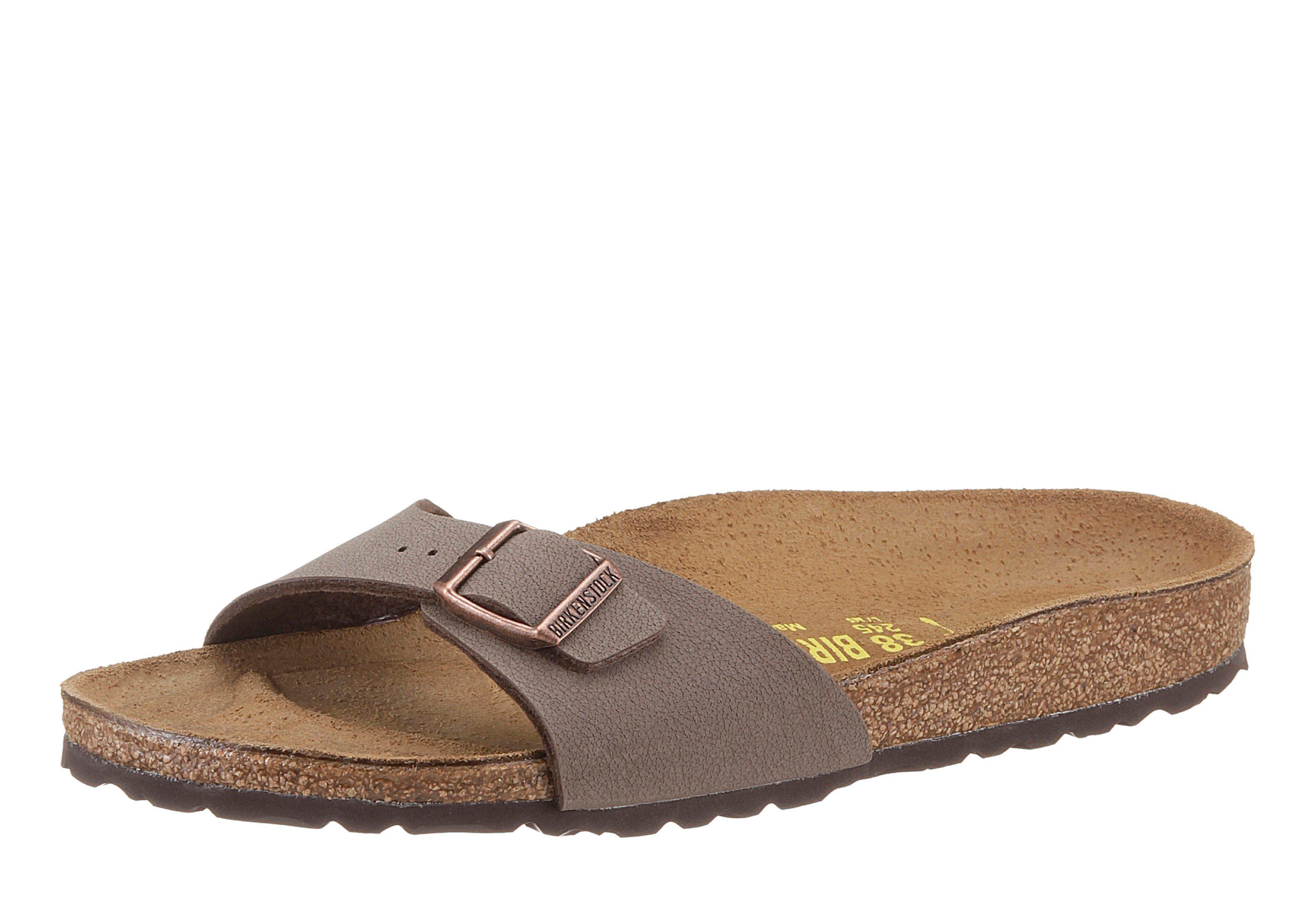 Brun Avec Boucle Chaussures Birkenstock Pour Les Hommes HjYyFZVF