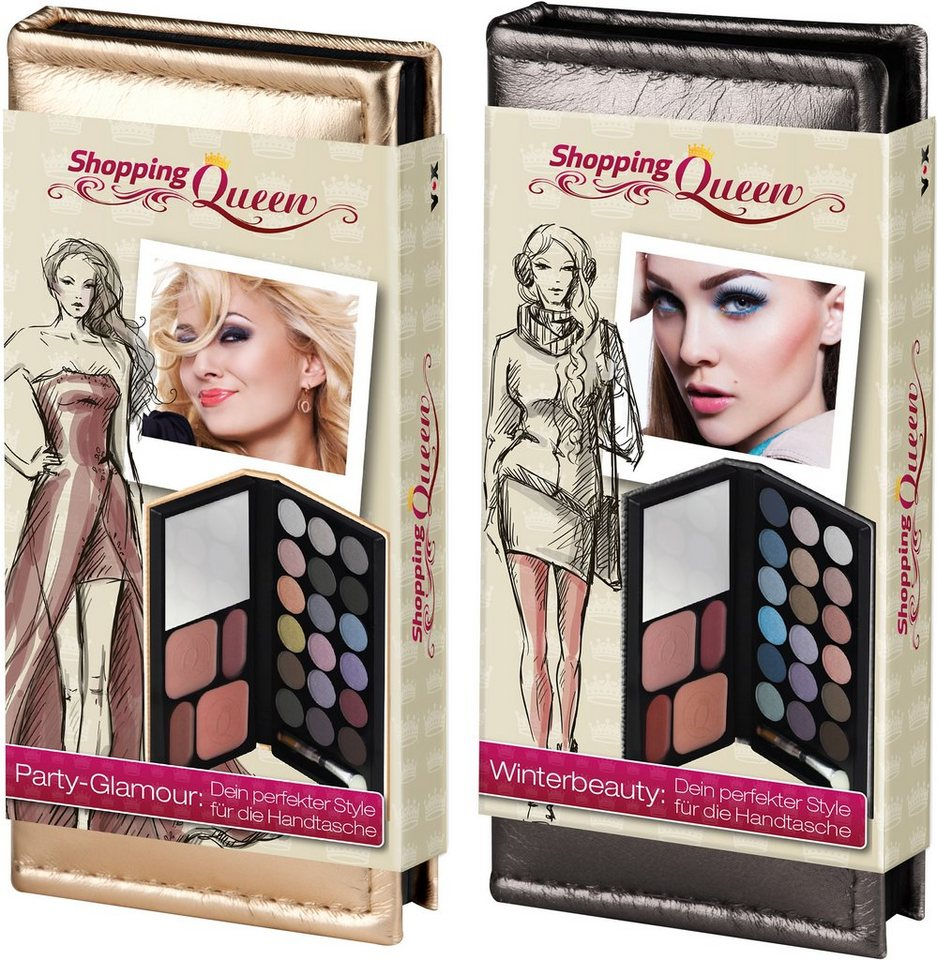 Make-upcase Shopping Queen Beauty Booklet