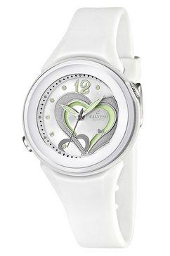 calypso watches, horloge, 'k5576-1' wit