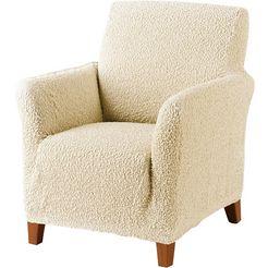 dohlemenk fauteuilhoes »bella«, dohlemenk beige