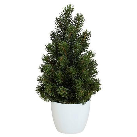 Kunstplant Dennenboom in set van 2