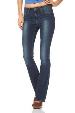 High-waist-jeans Bootcut