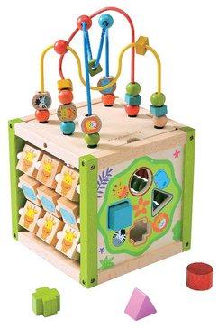 5-in-1-speelkubus, everearth multicolor