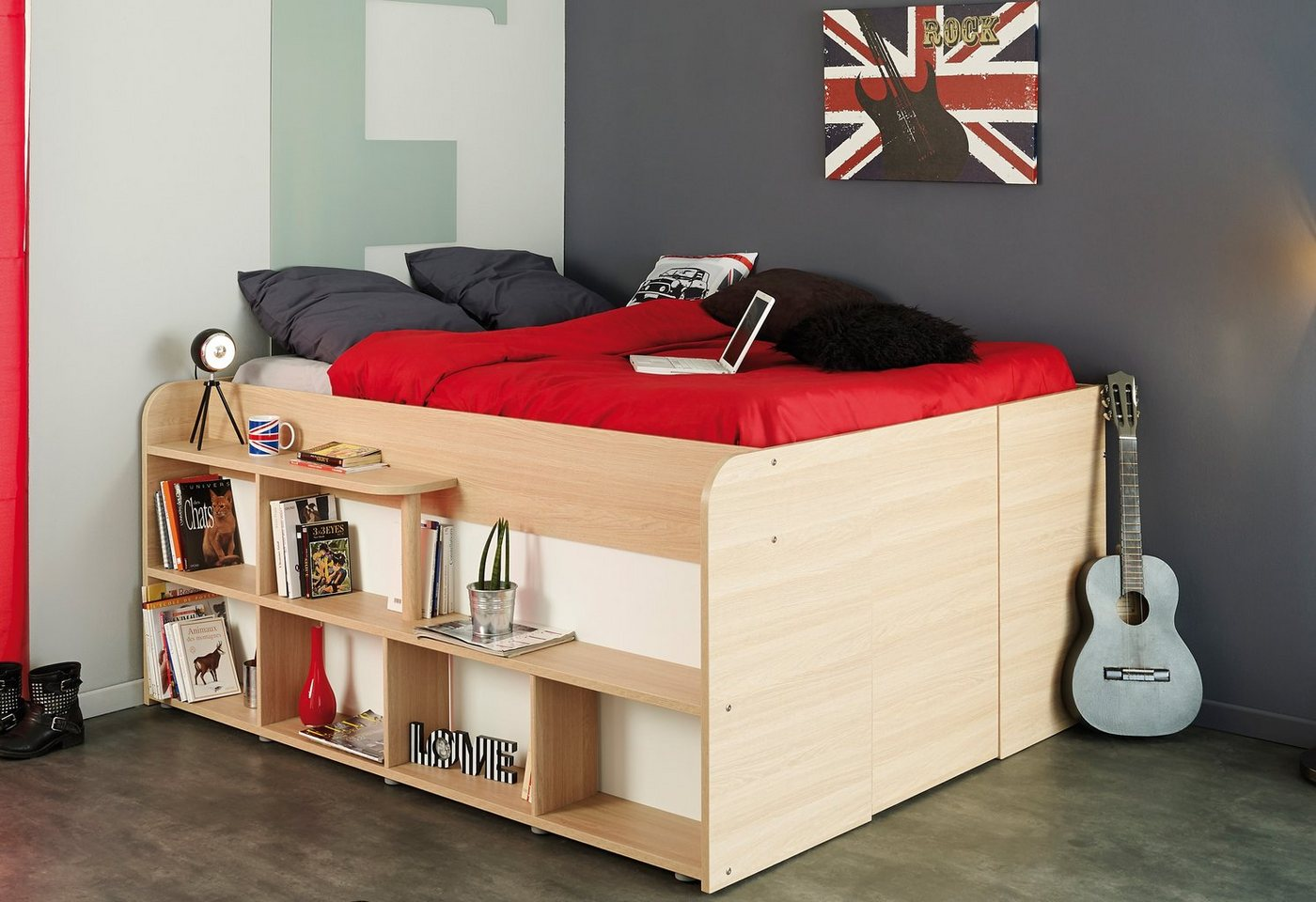 Parisot functioneel bed  Space Up