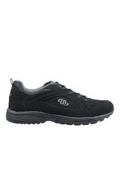 bruetting outdoorschoen met veters »hiker« zwart