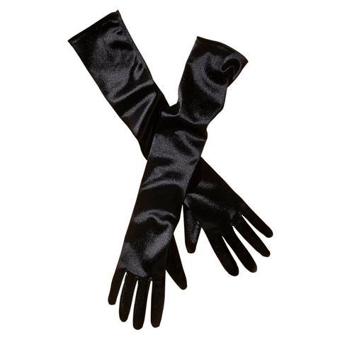 PETITE FLEUR GOLD Handschoenen van satijn
