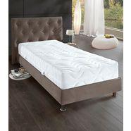 schlafwelt comfortschuimmatras ks luxe sw extra hoog en comfortabel als in een luxehotel! hoogte 27 cm