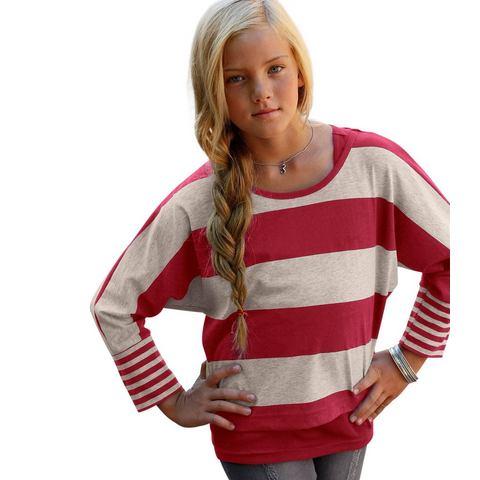 CFL Shirt met vleermuismouwen en top