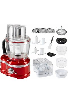 Keukenmachine Artisan Food Processor 5KFP1644ECA, 4,0 liter, appelrood