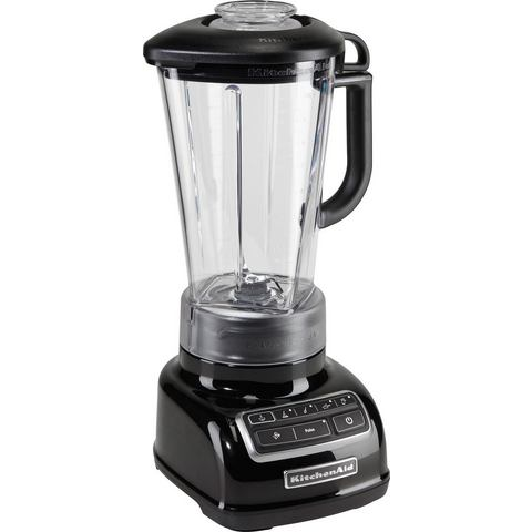 KITCHENAID Blender 550 W in onyx zwart