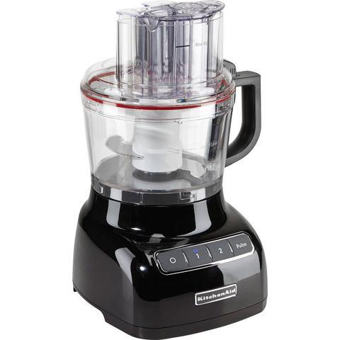 KitchenAid Foodprocessor Onyx Zwart 2,1 L