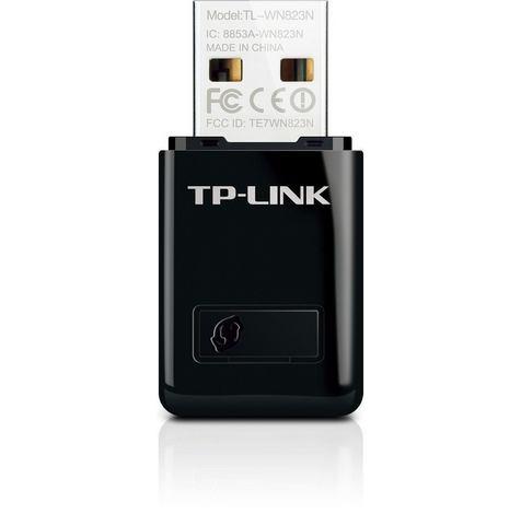 300 Mbps draadloos N mini USB-adapter TL-WN823N
