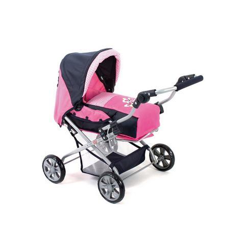 CHIC 2000 Combi-poppenwagen Piccolina pink