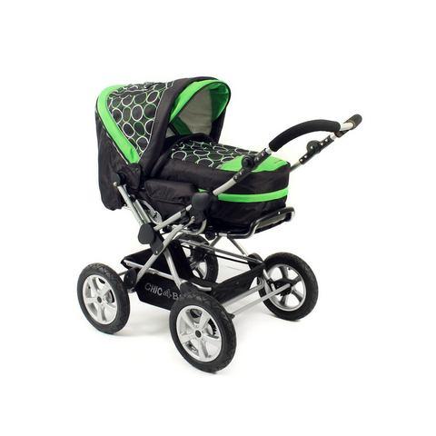 CHIC 4 BABY Combi-kinderwagen Viva orbit green