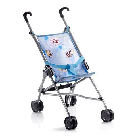 CHIC 2000 Poppenwagen Mini-buggy lichtblauw
