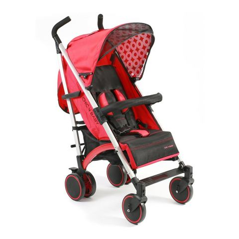 CHIC 4 BABY Buggy Luca rood