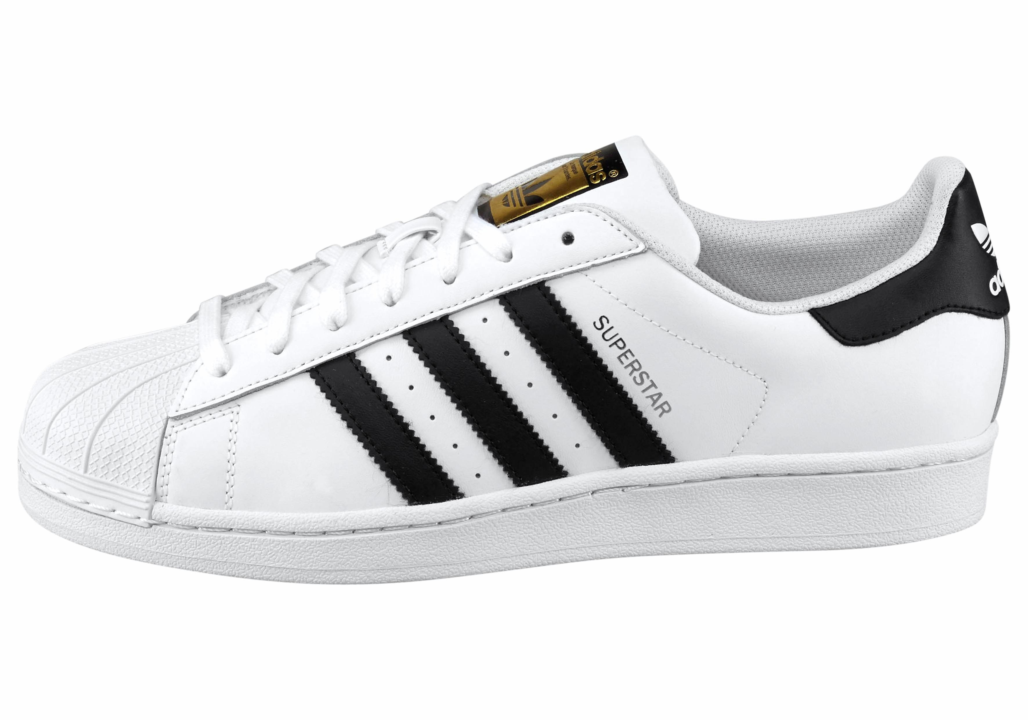 adidas superstar wit zwart 41