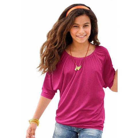 CFL shirt met vleermuismouwen, voor meisjes