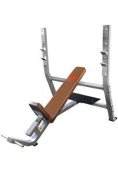 strength by u.n.o. fitness fitnessbank str1400 grijs