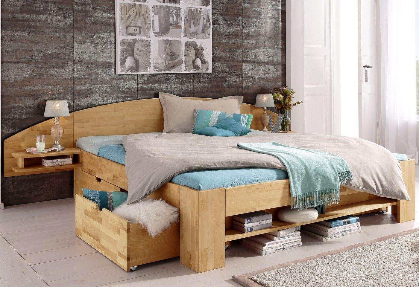 PREMIUM COLLECTION HOME AFFAIRE Bed Libella