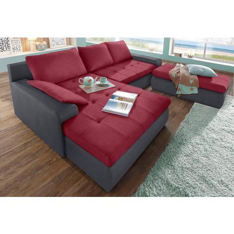 woonkamer extra groot hoekbankstel grijs SIT en MORE Hoekbank naar keuze in XL of XXL 8