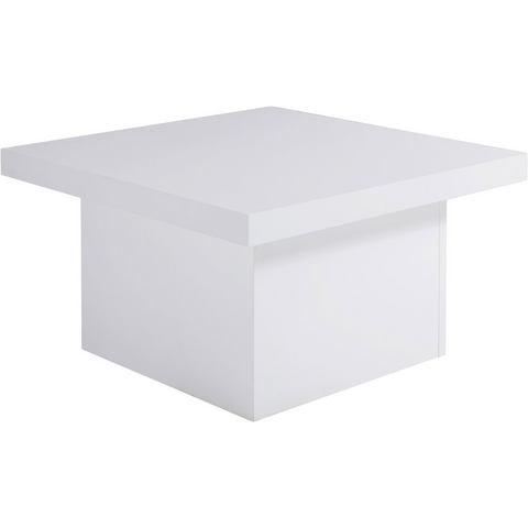 INOSIGN Salontafel met open te klappen tafelblad