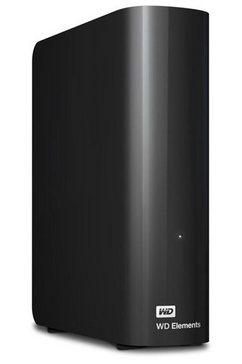 "WD Harde Schijf HE3.5"" 4TB Elemens USB3.0 Black"