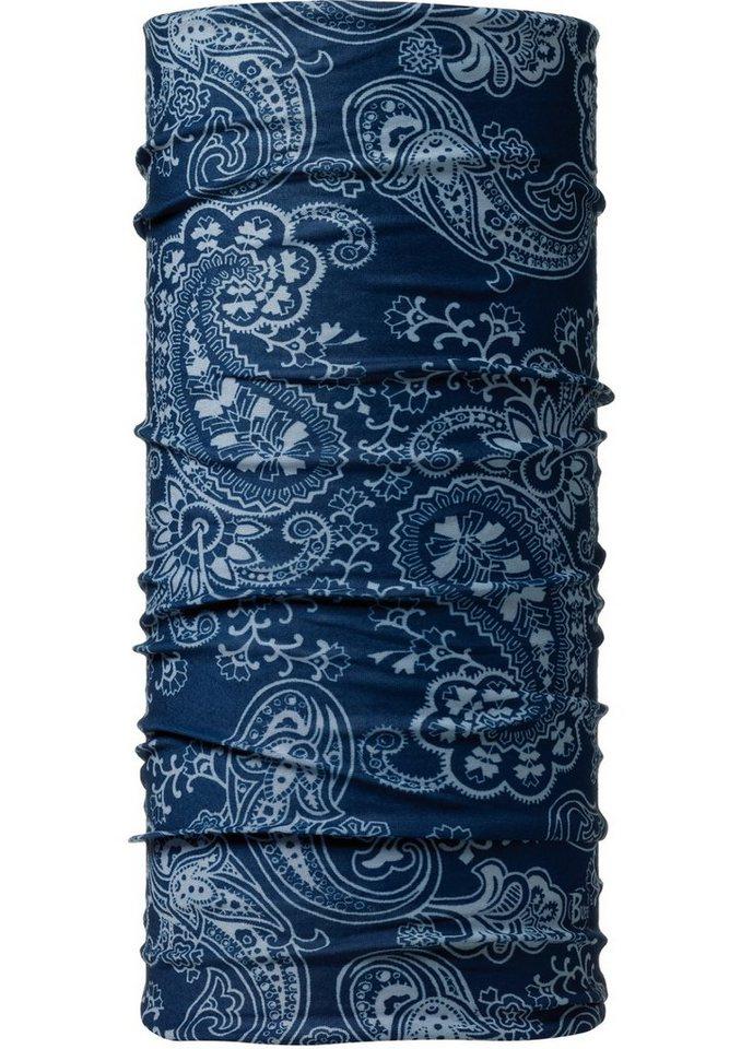 Multifunctionele sjaal »Afgan Blue« BUFF