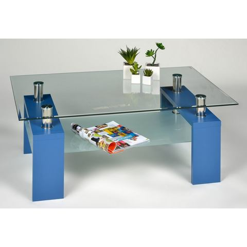 INOSIGN Salontafel met glasplaat