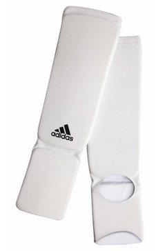 scheenbeschermers, in 6 maten te bestellen, »shin-n-step pad«, adidas performance wit