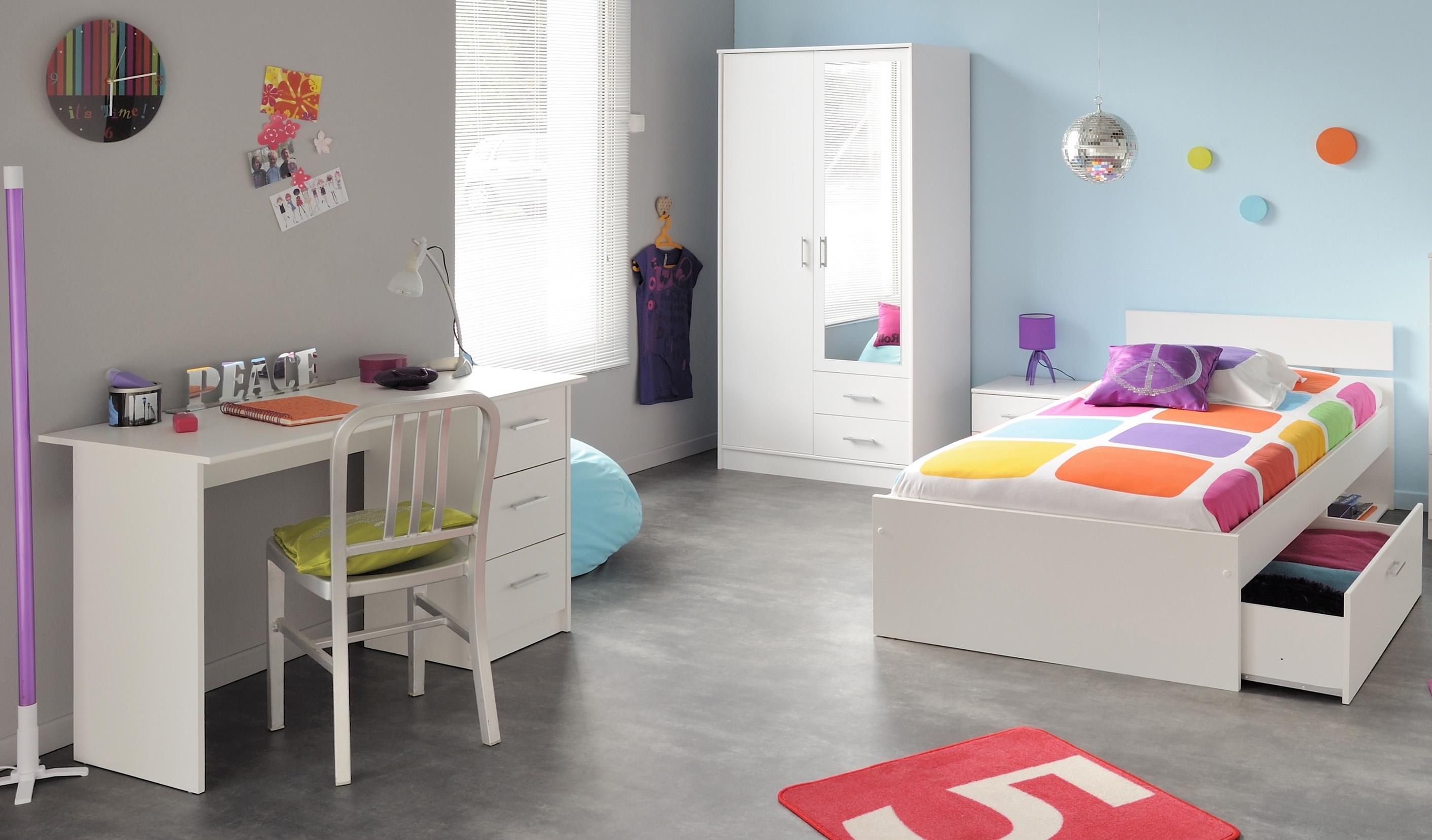 Kinderbedden kopen kies uit meer dan 250 unieke modellen otto - Tiener meubilair ruimte meisje ...