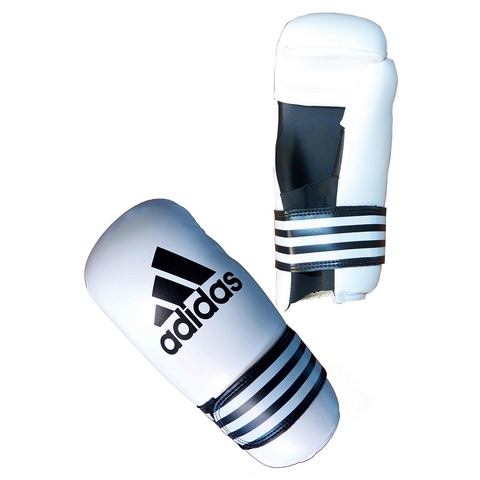 Kickbokshandschoenen, te bestellen in 4 maten, »Semi Contact Gloves«, ADIDAS PERFORMANCE