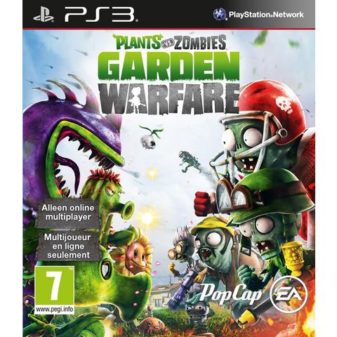 PlantsVSZombies Garden Warfare
