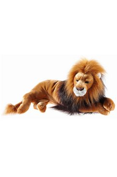 heunec knuffelbeest mi classico leeuw ca. 54 cm bruin