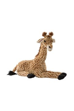 heunec knuffel natureline softissimo giraf bruin