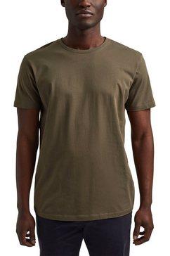 esprit t-shirt bruin