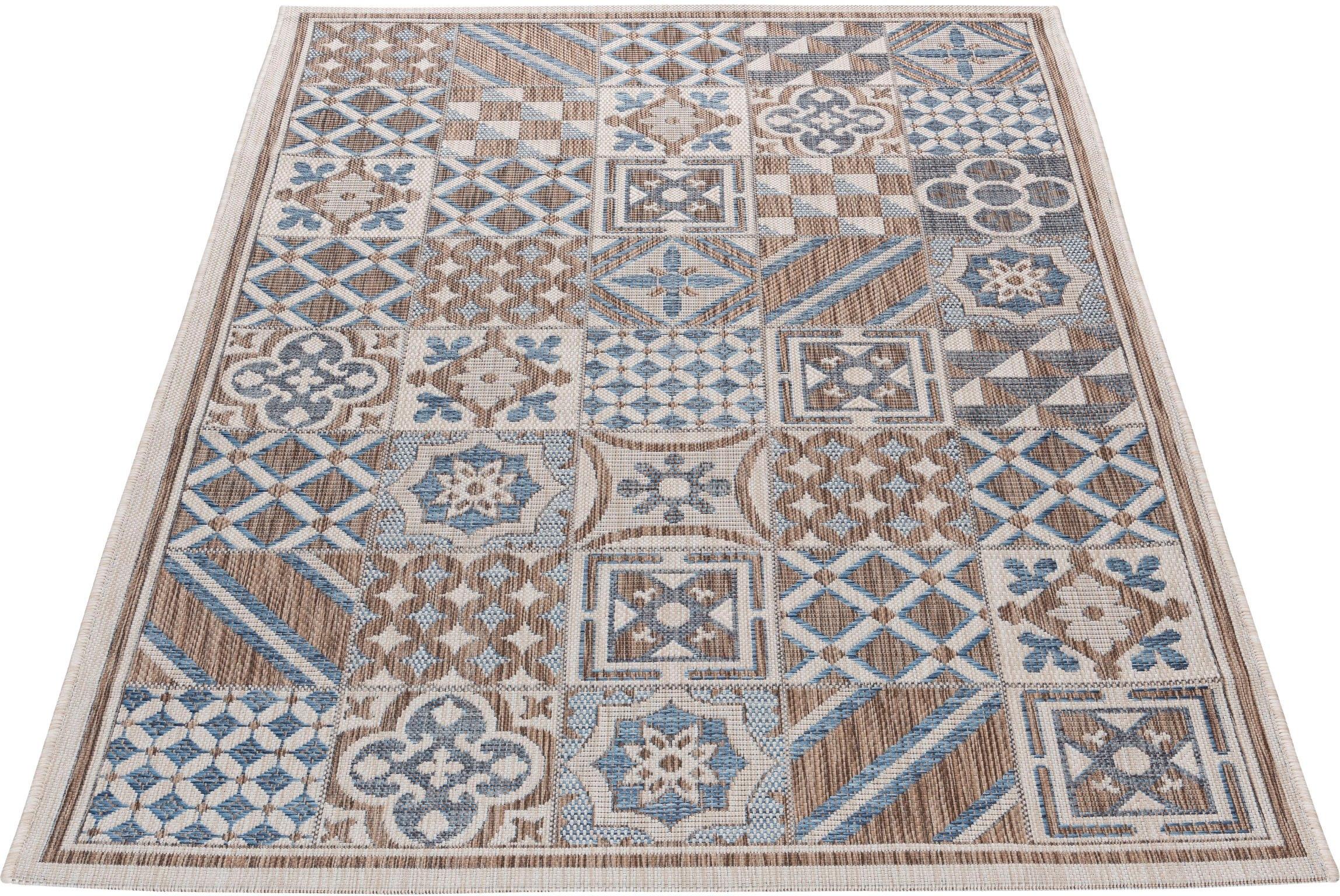 Sehrazat vloerkleed Magic 3690 Geschikt voor binnen en buiten, woonkamer nu online bestellen