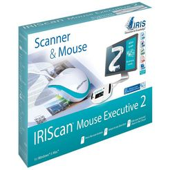 iris iriscan mouse executive 2 (458075) »alles-in-één muisscanner« wit