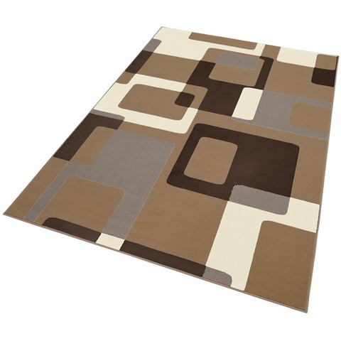 Tapijt Retro bruin-beige 80x150cm, Hanse Home Collection
