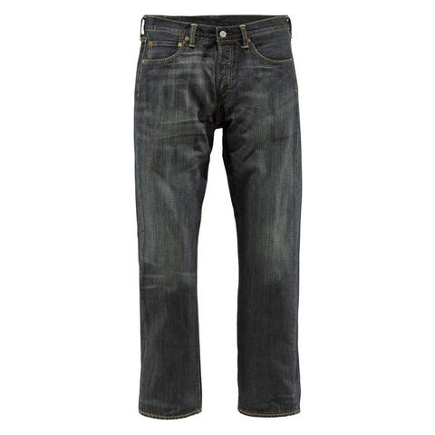 Levi's® 501 THE ORIGINAL STRAIGHT Straight leg jeans Blauw