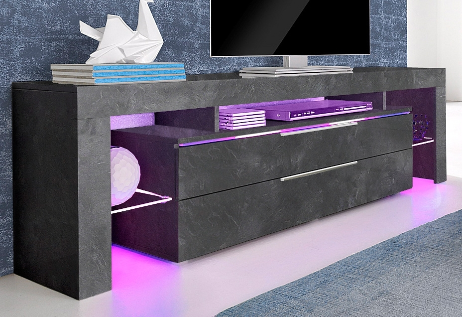 borchardt Möbel tv-meubel - verschillende betaalmethodes