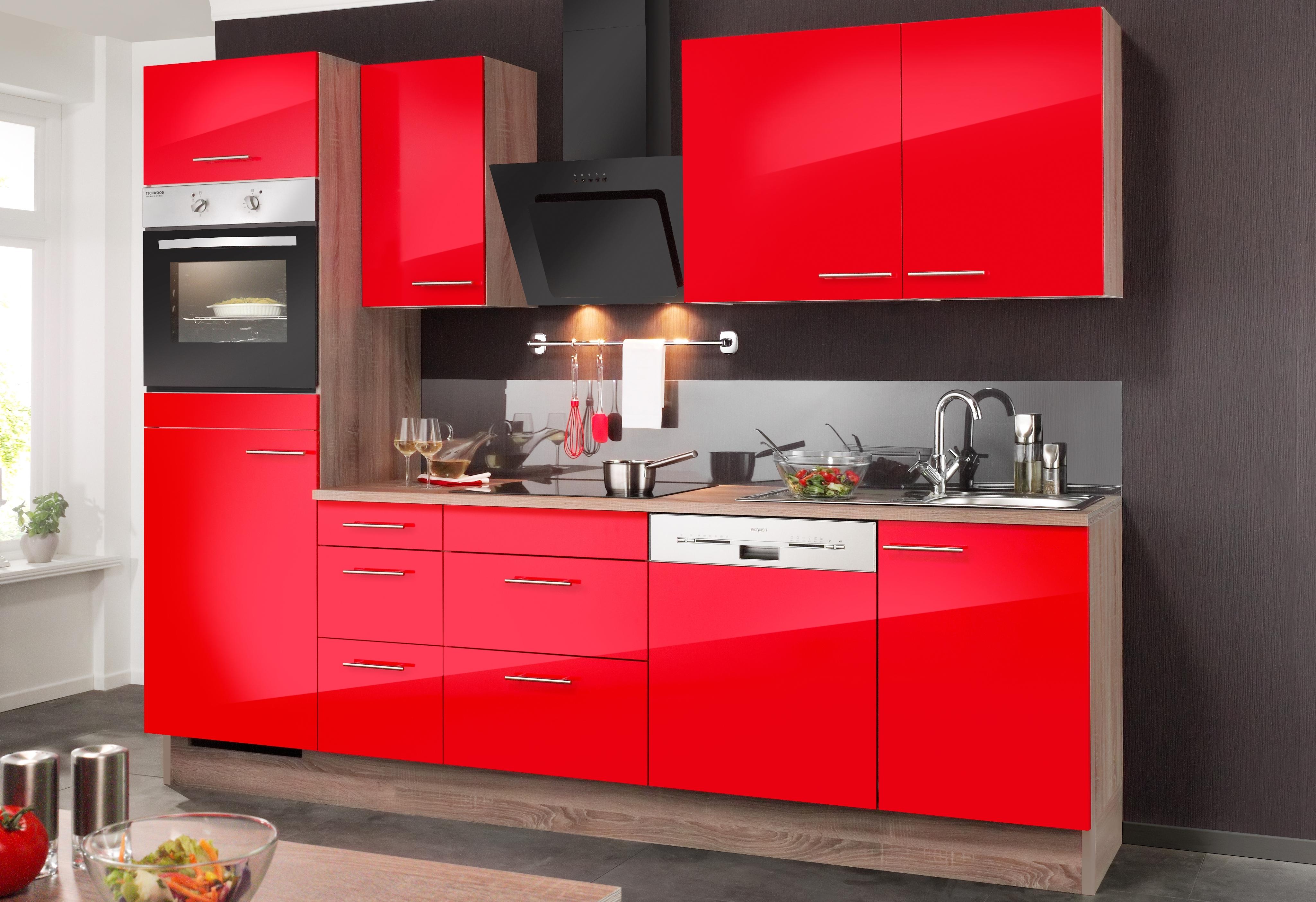 Op zoek naar een OPTIFIT Keukenblok met elektrische apparaten »Knud, breedte 270 cm«? Koop online bij OTTO