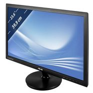 asus full hd-monitor, 59,9 cm (23,6 inch) »vs247hr« zwart