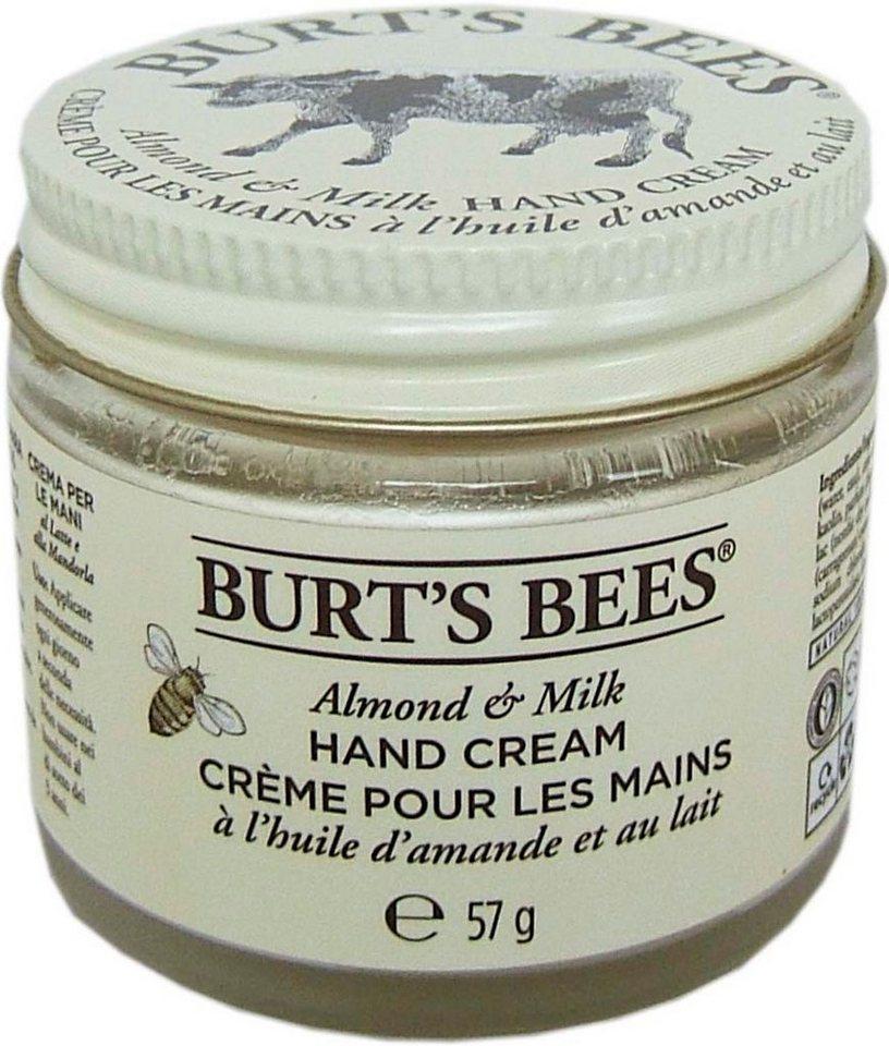 NU 20% KORTING: BURT´S BEES Handcrème Almond Milk Hand Cream 57 g