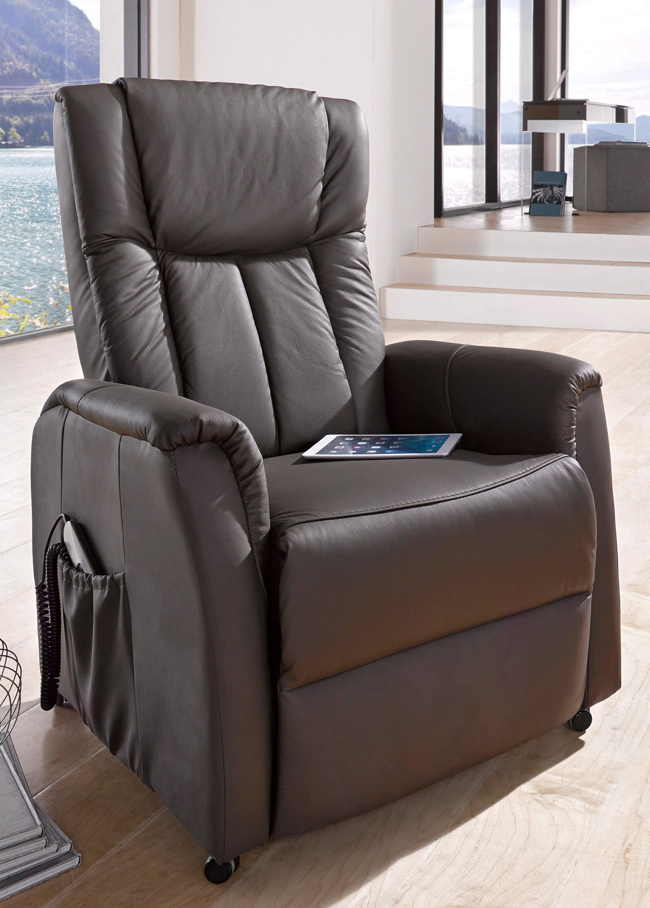 Duo Collection TV-fauteuil met motor en opstahulp nu online bestellen