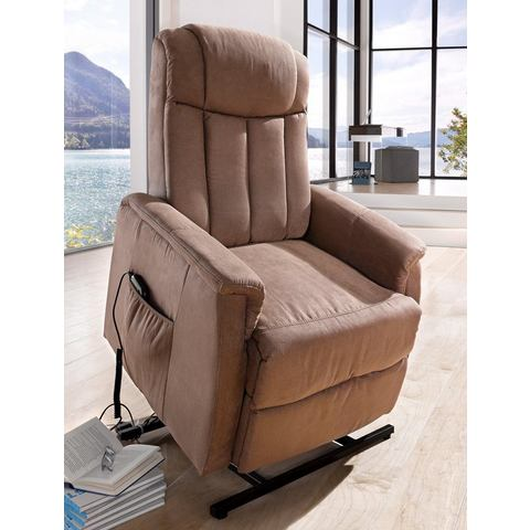 Relaxfauteuil, DUO COLLECTION, elektrisch, met opstahulp